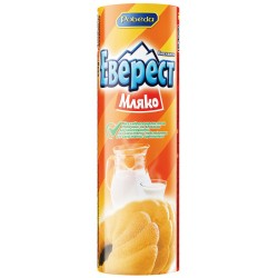 Бисквити Еверест Мляко 220g