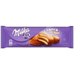 Бисквити Milka Choc&Choc Сандвич 150g