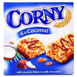 ДЕСЕРТ CORNY КОКОС&Шоколад 6Х25g