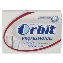 Дъвки Orbit professional white 14g драже