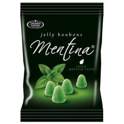 Бонбони Mentina желирани 90g