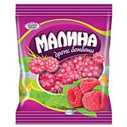 Бонбони Малина дропс 90g