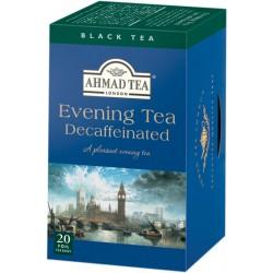 Черен чай AHMAD Безкофеинов 20бр.x2g