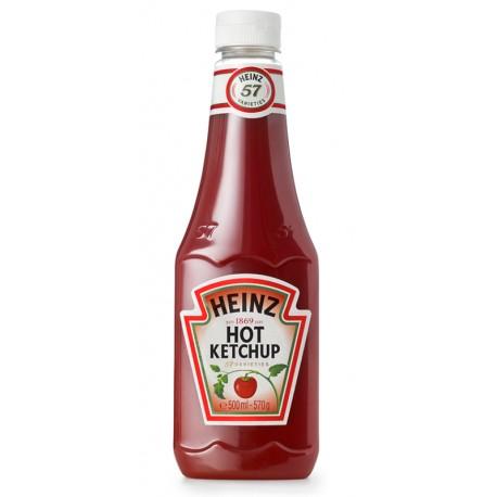 Кетчуп Лют Heinz 570g
