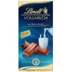 Шоколад LINDT Алпийско мляко 100g