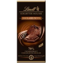 Шоколад LINDT EDELBITTER MOUSSE Трюфели 150g