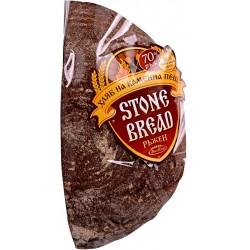 Немски ръжен хляб 70% Stone Bread 500g
