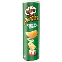 Чипс Pringles сирене и лук 165g