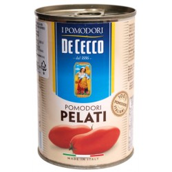 Белени домати De Cecco 400g