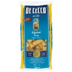 Ригатони De Cecco 500g