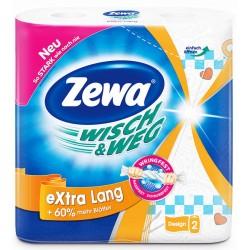 Кухненски ролки Zewa Extra Lang Дизайн 2бр.