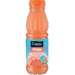 Напитка Cappy Pulpy Грейпфрут 330ml
