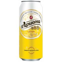 Бира Ариана кен 0,500