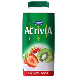 Активиа напитка ягода и киви 320g
