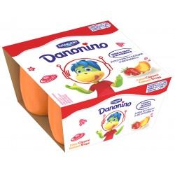 Данонино ягода и кайсия 200g (4x50g)