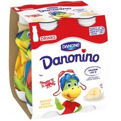 Напитка Данонино Банан 4x100g