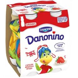 Напитка Данонино Ягода 4x100g