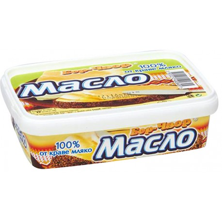 Масло Бор - Чвор краве 250g