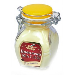 Биволско масло домашно Бор Чвор 100g буркан