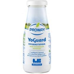 Пробиотична млечна напитка YoGuard ЕЛБИ 200ml