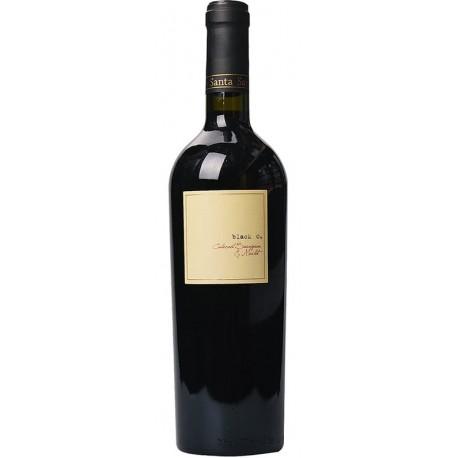 Червено вино Santa Sarah Black C Каберне&Мерло 750ml