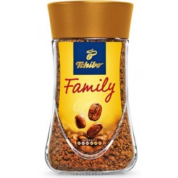 Кафе Tchibo Family инстантно 200g
