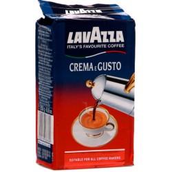 Кафе LAVAZZA CREMA e GUSTO мляно 250g