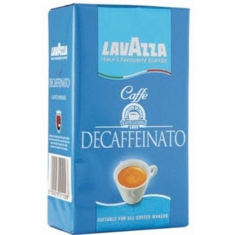 Кафе LAVAZZA ДЕКАФЕИНАТО мляно 250g