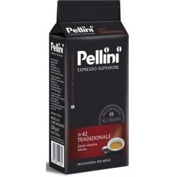Кафе Pellini  SUPERIORE №42 TRADIZIONALE мляно 250g