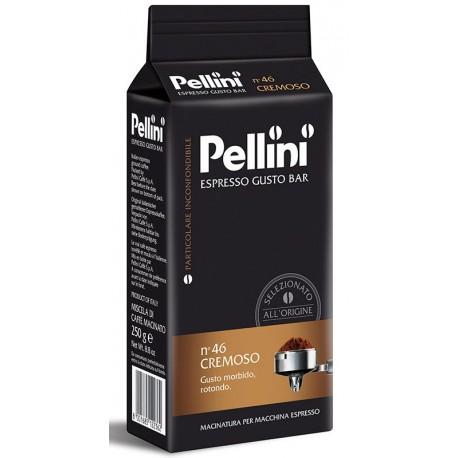 Кафе Pellini Espresso Gusto Bar № 46 Cremoso мляно 250g