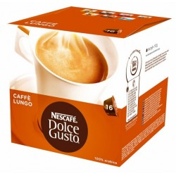 кафе NESCAFE Dolce Gusto Caffe Lungo 16