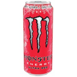 Енергийна напитка Monster Ultra Red 500ml