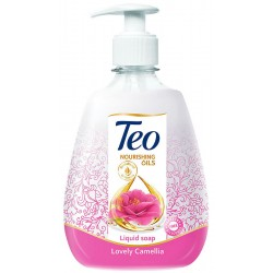 Сапун течен ТЕО Lovely Camellia 400ml