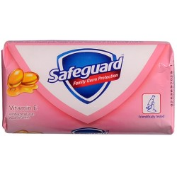 Сапун Safeguard delicate с витамин E 100g