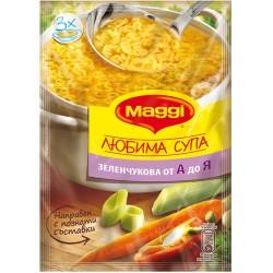 Зеленчукова супа от А до Я 53g Maggi Любима супа