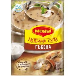 Любима супа Гъбена Maggi 50g
