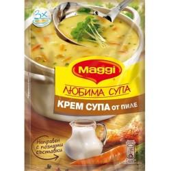 Крем супа пиле Maggi 63g