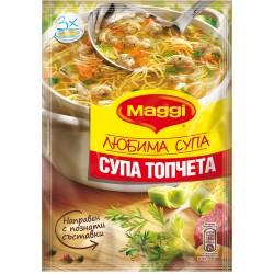Любима супа Топчета Maggi 40g