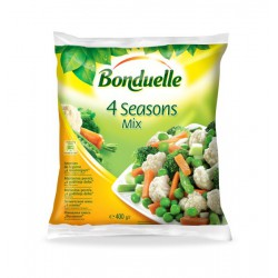 Замразен зеленчуков микс 4 сезона Bonduelle 400 g