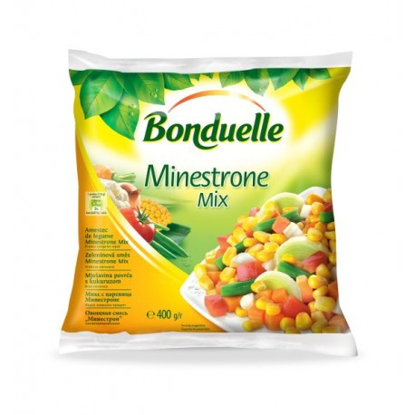 Замразен зеленчуков микс Минестроне Бондюел 400 g