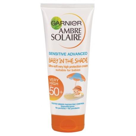 Слънцезащитен крем за деца Garnier Ambre Solaire Baby SPF50+ 50ml