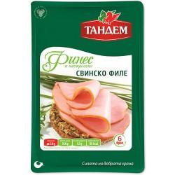 Тандем Пушено свинско филе слайс 110g