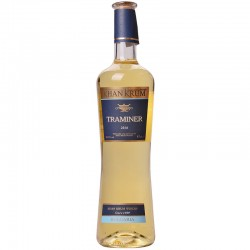 Вино Khan Krum Траминер Бяло 750ml