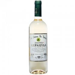 Бяло вино Кресна Керацуда 750ml