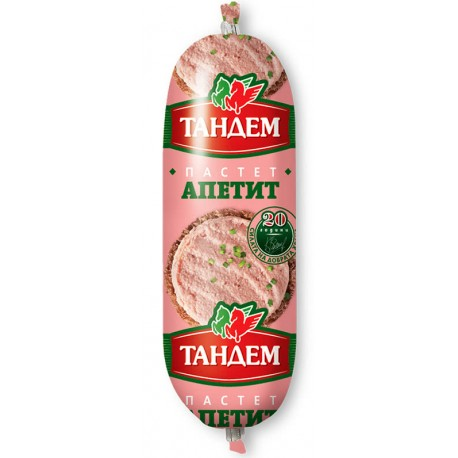 Тандем Пастет Апетит 180g
