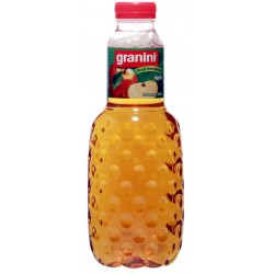 Натурален сок Granini Ябълка 100% 1l