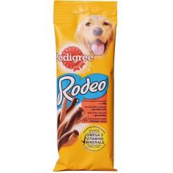 Храна за кучета Pedigree Rodeo говеждо 4бр. 70g
