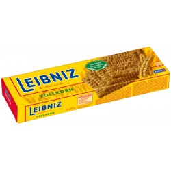 Пълнозърнести маслени бисквити Leibniz BAHLSEN 200g