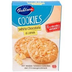 Cookies Бисквити Бял шоколад& Лимон BAHLSEN 150g