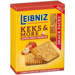 Бисквити Ябълка&Канела Leibniz BAHLSEN 155g